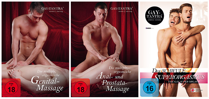 DVDs Tantra-Energy Masseur