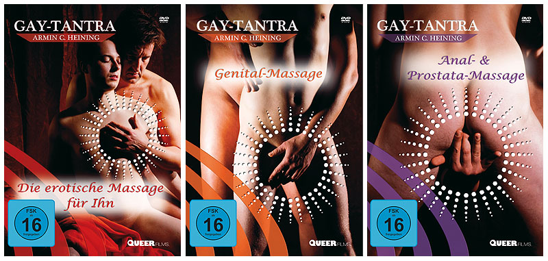 DVDs Tantra Masseur